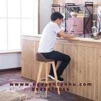ghế bar quán café