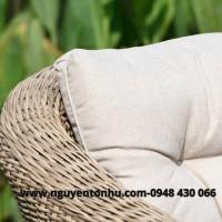sofa nhựa mây giá rẻ hcm