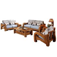 Sofa gỗ giá rẻ hàng cao cấp