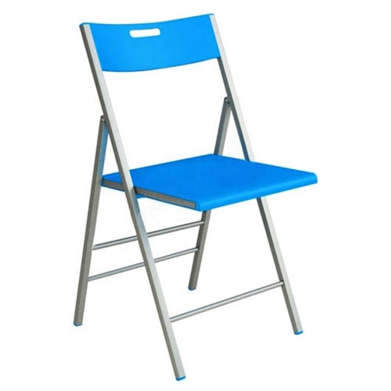 Ghế nhựa chân nhôm chống ghủ ngoài trời