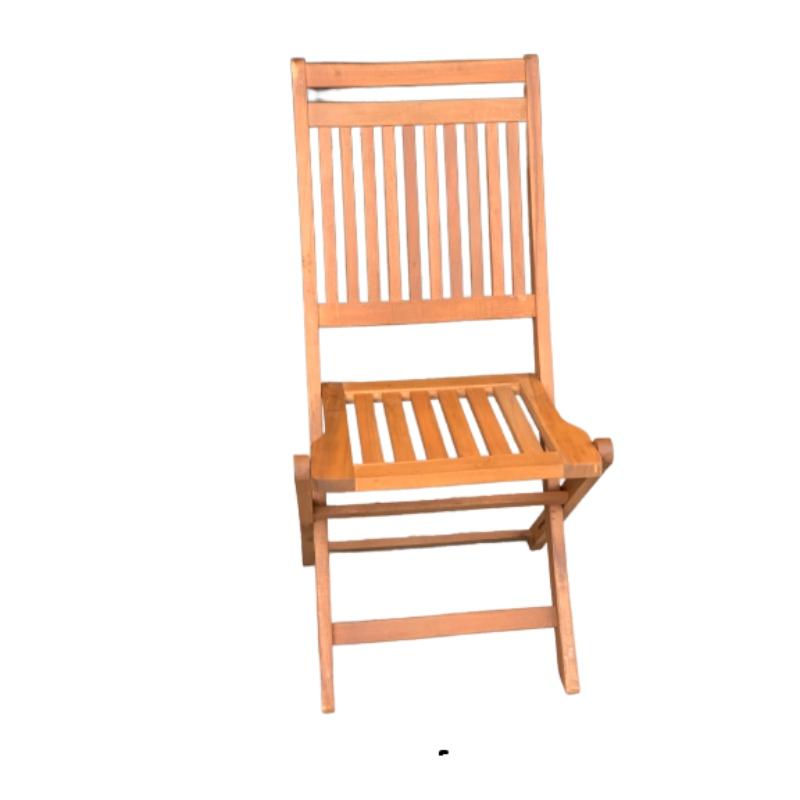 Ghế gỗ Cafe gấp gọn tiện lợi HCM