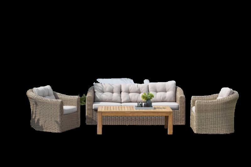 Bàn ghế sofa cao cấp sang trọng - 5 người ngồi
